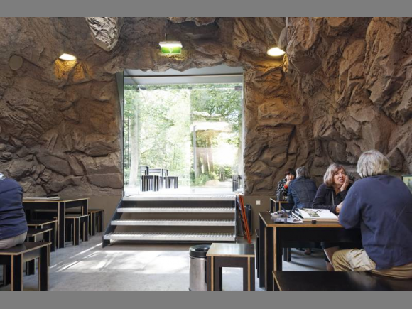 De oude warande en paviljoen architectuurgids midden brabant for Interieur udenhout