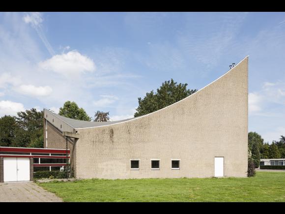 gereformeerde kerk, Waalwijk